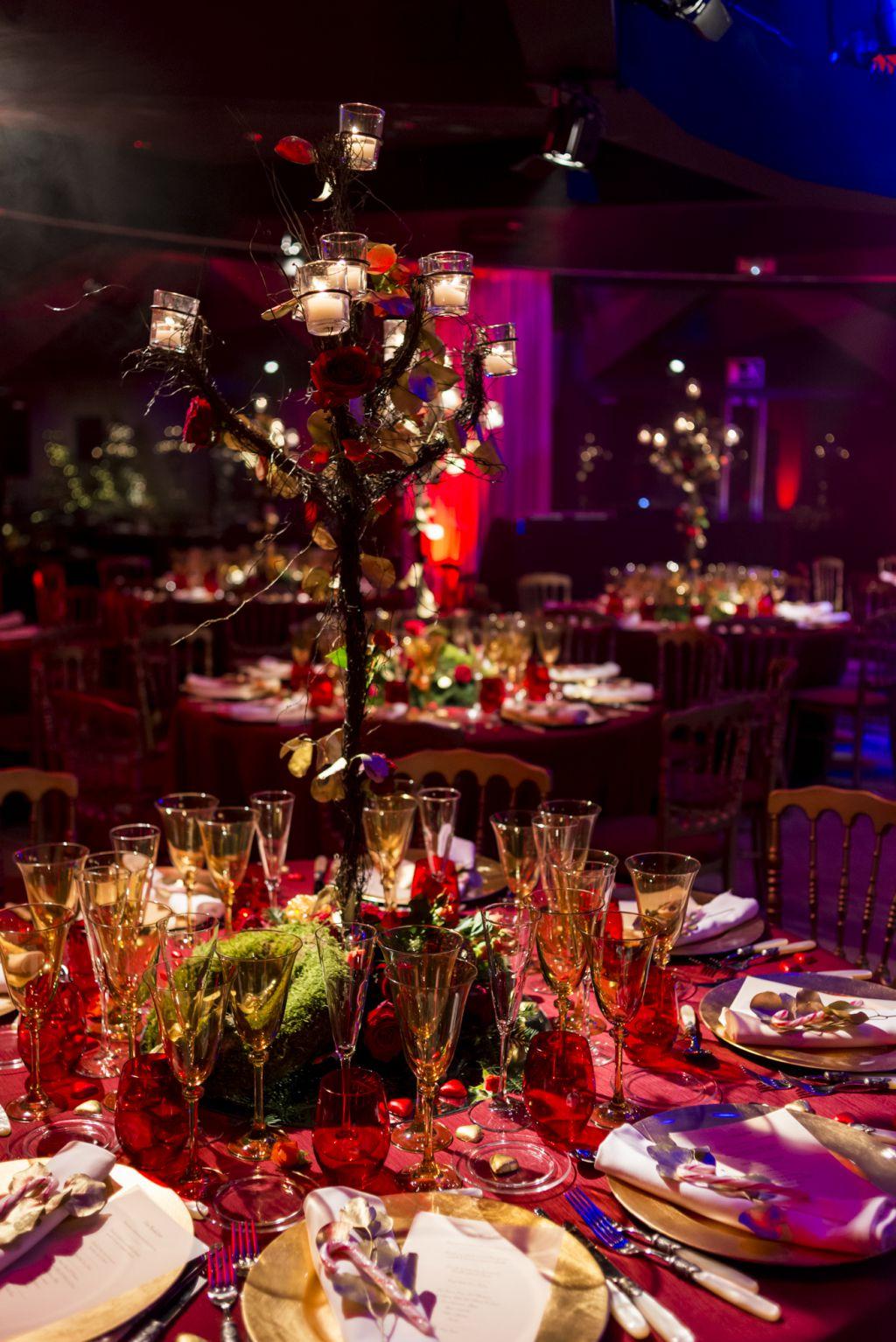 Organizaci n de una cena de navidad con show en barcelona - Cenas para navidad 2015 ...